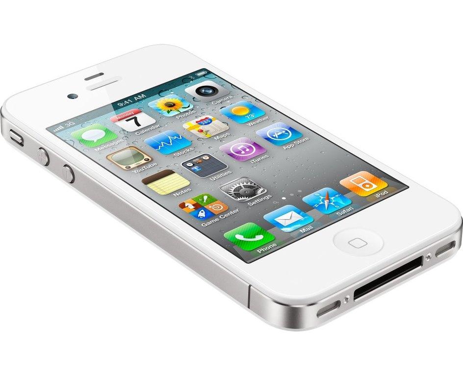 Мобильный телефон apple iphone 4 8gb white купить xiaomi redmi 4 prime 32gb в украине
