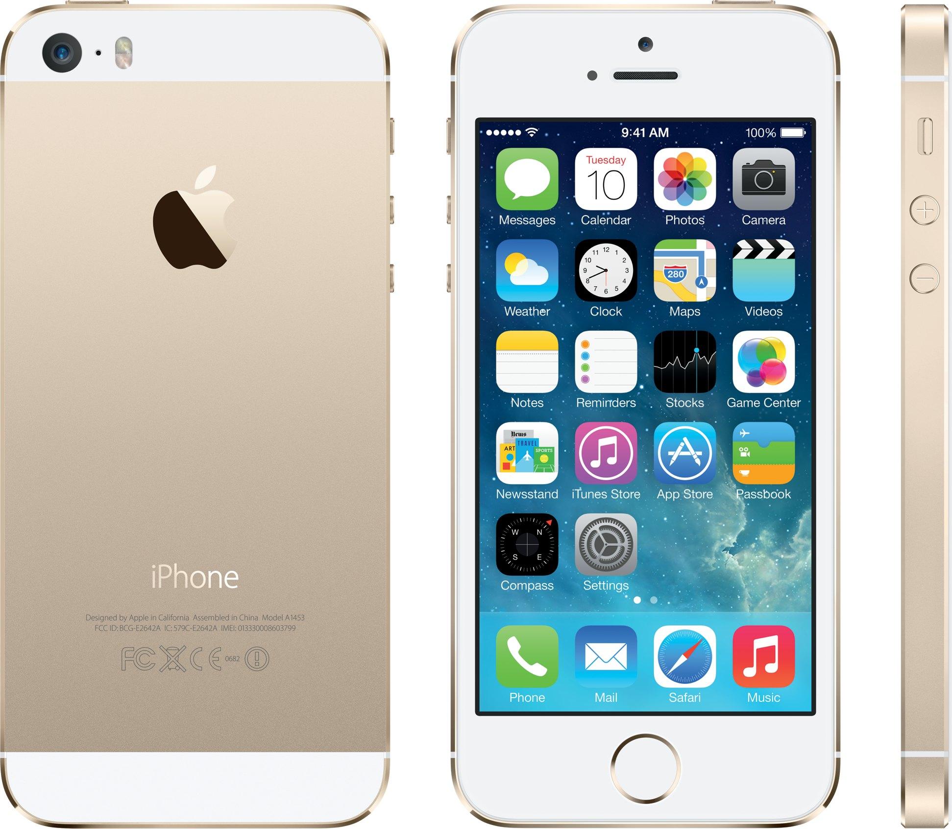 8629f3e04bb57 Продам   Купить б/у Apple iPhone 5s (16GB) Gold в Вологде • Цена ...