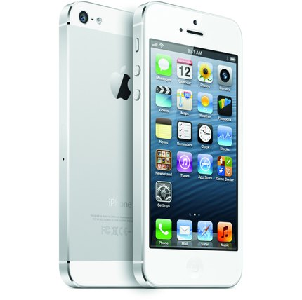 Apple iPhone 5 (64GB) White